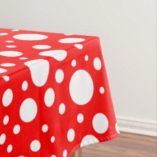 Mushroom Spots Tablecloth