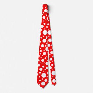 Mushroom Spots Tie