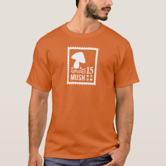 Mushroom Stamp T-Shirt
