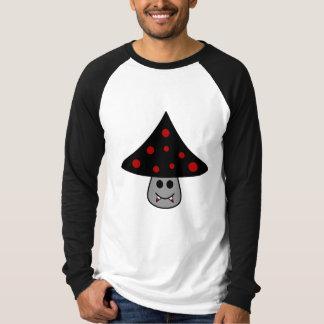 Mushroom Vampire Raglan T-Shirt