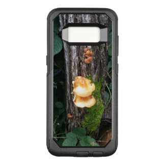 Mushrooms on a Log OtterBox Commuter Samsung Galaxy S8 Case