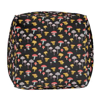 Mushrooms Pouf