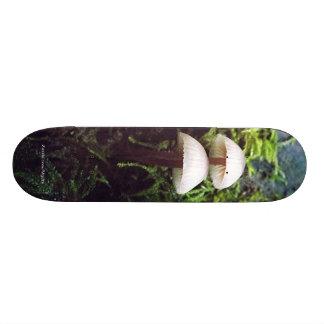 Mushrooms Skateboard Deck