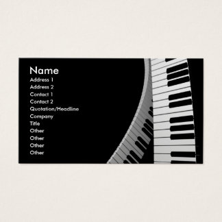 music2 business card