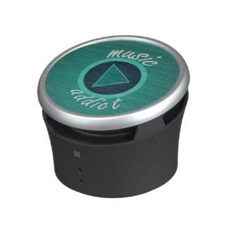 music addict speaker