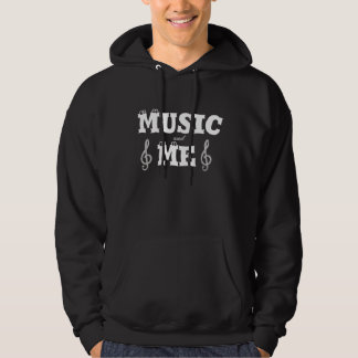 Music and me sweatshirt