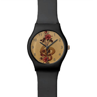 Music and Roses Watch