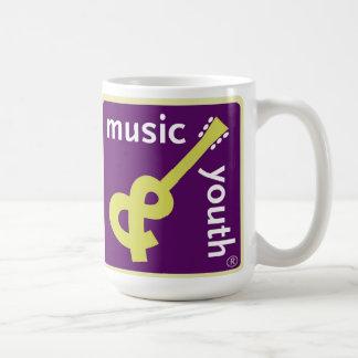 Music and Youth Mug
