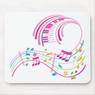 Music Art Mousepads