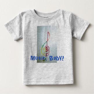 Music, Baby! T-shirt