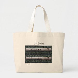 Music Bag for Recorders - Customise