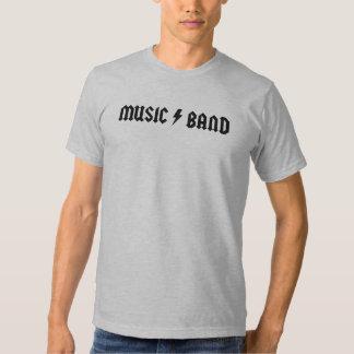 Music Band T Shirt