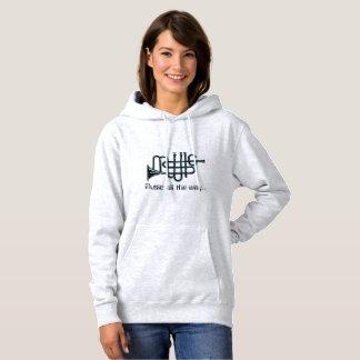 Music Basic Hooded Sweatshirt