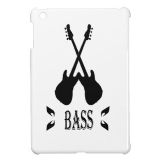Music Bass Silhouette Cover For The iPad Mini