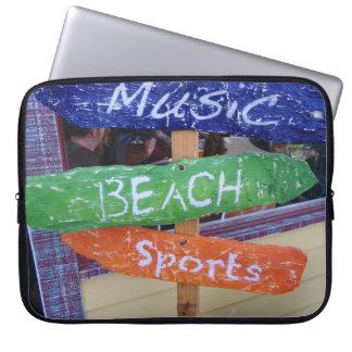 Music, Beach, Sports Laptop Sleeve! Laptop Sleeve