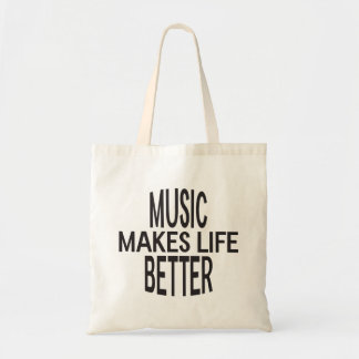 Music Better Bag - Assorted Styles & Colors