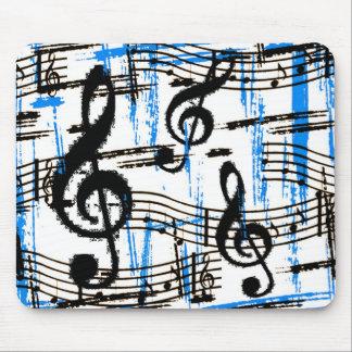 Music Blues Mousepad