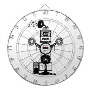 Music Bot Dartboard