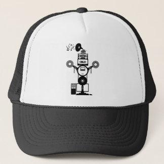 Music Bot Trucker Hat