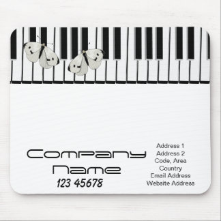 Music Business Theme Mouse Pad