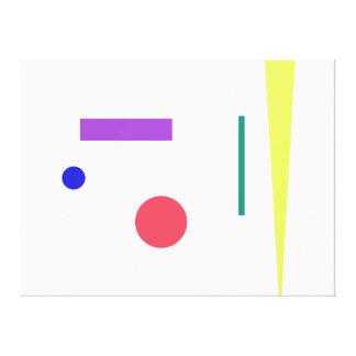 Music Canvas Print