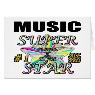music card