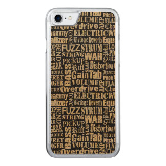 Music Carved iPhone 8/7 Case