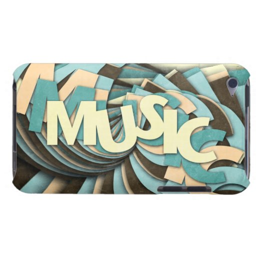 Music iPod Touch Case
