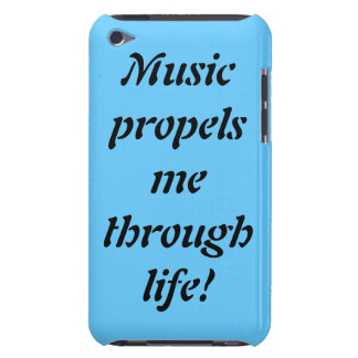 music barely there iPod covers
