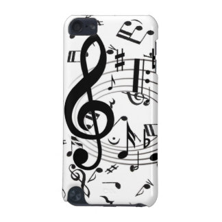 Music_ iPod Touch (5th Generation) Case