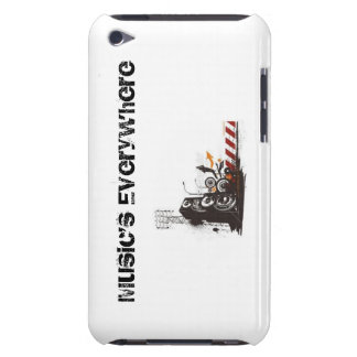 music Case-Mate iPod touch case