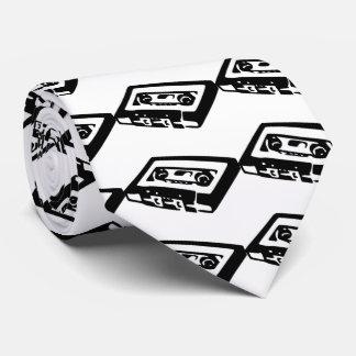 Music Cassette Design Tie