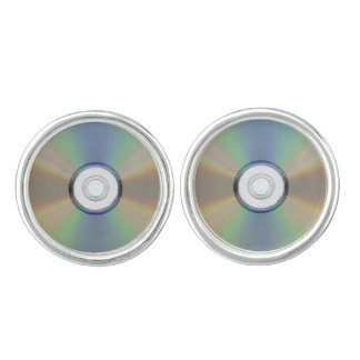 Music CD Cufflinks