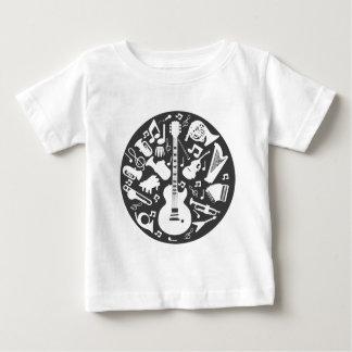 Music Circle Tshirts