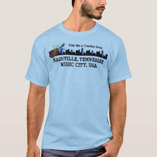 Music City, Nashville, TN -A T-Shirt