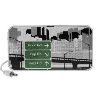 Music City Notebook Speaker