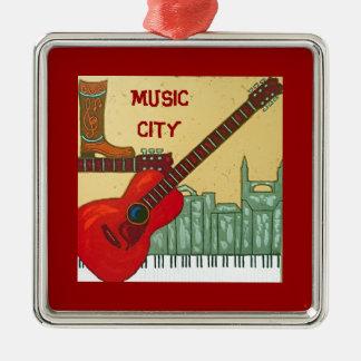 Music City ornament