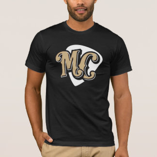 Music City Saints Guitar Pick Logo T-Shirt