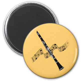 MUSIC: Clarinet Music Magnet