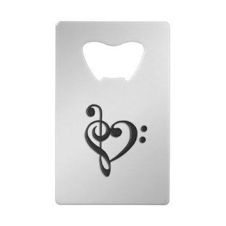 Music Clef Heart
