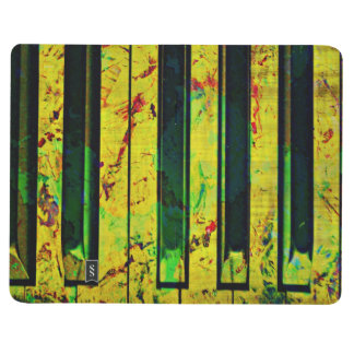 Music Clef Piano Journals