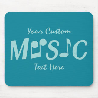 MUSIC custom mousepad
