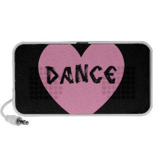 Music Dance speakers Customizable