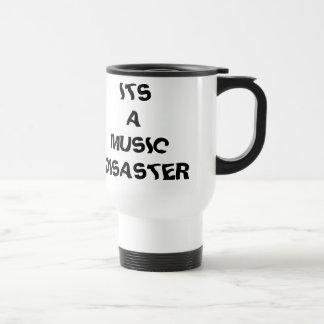 Music Disaster Mug