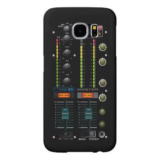 Music DJ Mixete Mixer Samsung Galaxy S6 Cases