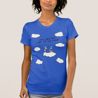 Music Doodles! Get off my cloud Tee Shirt