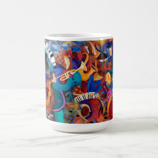 Music Fest Theater Musicians Mug