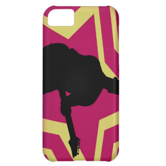 Music Festival Concept as a Funky Art iPhone 5C Case