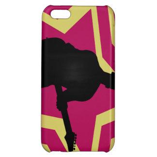 Music Festival Concept as a Funky Art iPhone 5C Cases