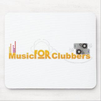 Music For Clubbers Mousepad